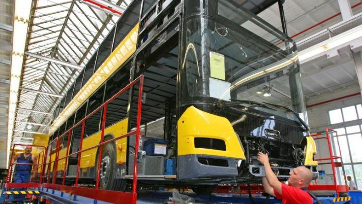 MAN zieht Busproduktion aus Sachsen ab (Foto)