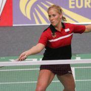 Badmintonspielerinnen verpassen WM-Viertelfinale (Foto)