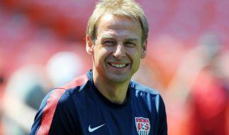 Klinsmann bucht Rückflug erst nach dem Finale (Foto)