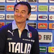 Italiens Trainer Prandelli: Wollen ins Finale (Foto)