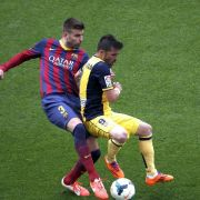 Gerard Piqué verlängert bis 2019 bei Barcelona (Foto)