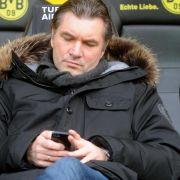 BVB-Sportdirektor Zorc über Fandel: «Ungeheuerlich» (Foto)
