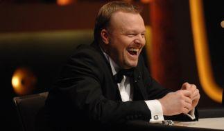 Wird Stefan Raab heute bei der 38. Pokerstars.de Nacht wieder als strahlender Sieger vom Tisch gehen? (Foto)
