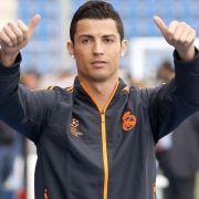 Ronaldo: Werde im CL-Finale zu 100 Prozent fit sein (Foto)