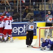 Viertelfinale bei Eishockey-WMsteht (Foto)