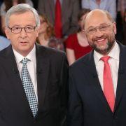 Schulz und Juncker gegen EU-Beitritt der Türkei (Foto)