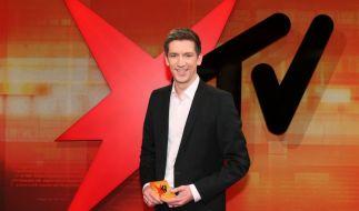 Steffen Hallaschka moderiert wöchentlich Stern TV auf RTL. (Foto)