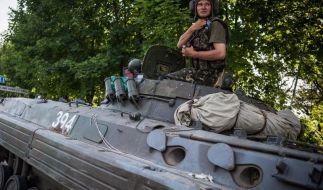 Runder Tisch zur Ukraine-Krise in der Nähe der Krim (Foto)