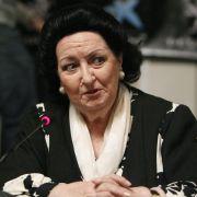 Opern-Diva Caballé zahlt eine halbe Million Euro Steuern nach (Foto)