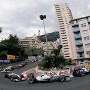 GP von Monaco: Häuserschluchten mit Formel-1-Geschichte (Foto)