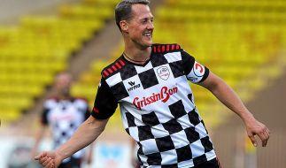 Schumacher News Schumi Skiunfall Koma Zustand aktuell (Foto)