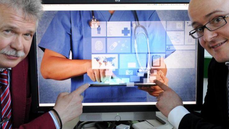 Grenzenlose Medizin - Informationstechnik für Arzt und Patient (Foto)