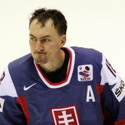 Slowakischer Rekordspieler Satan beendet Karriere (Foto)