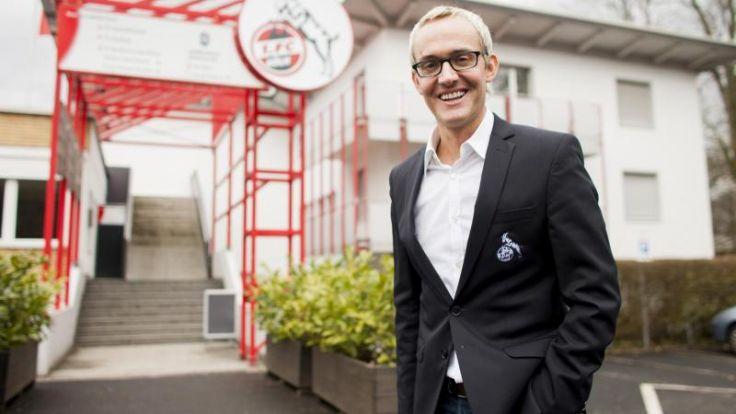 Wehrle: 1. FC Köln strukturell nie ein Zweitligist (Foto)