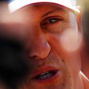 Michael Schumacher Koma Skiunfall Zustand aktuell