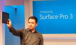 Microsoft präsentiert Notebook der Zukunft (Foto)