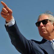 Prinz Charles mischt sich in Welt-Politik ein (Foto)
