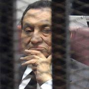 Drei Jahre Haft für Mubarak wegen Korruption (Foto)