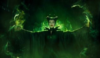 Angelina Jolie verzaubert als dunkle Fee im neuen Disney-Meisterwerk «Maleficent - Die dunkle Fee». (Foto)