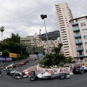Rennen zwischen Häuserschluchten: So sehen Sie die Formel 1 beim Großen Preis von Monaco 2014 live im TV, Stream und Ticker.