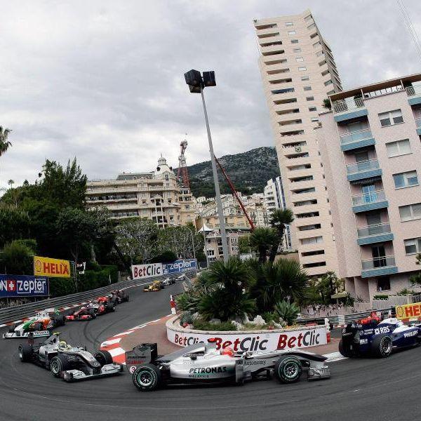 Rosberg auf Pole: Der GP von Monte Carlo in TV und Live-Stream (Foto)