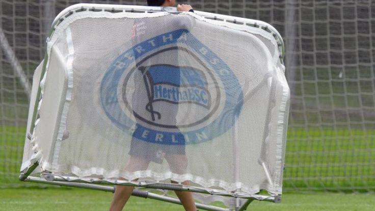Hertha startet im Juni in die Saison-Vorbereitung (Foto)
