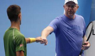 Djokovic-Trainer Becker: Ziel ist der French-Open-Sieg (Foto)