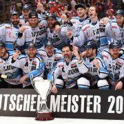 Champions Hockey League: Ingolstadt mit machbarerGruppe (Foto)