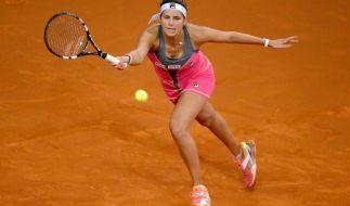 Görges bei Turnier in Straßburg im Viertelfinale (Foto)
