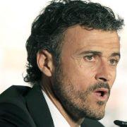 Neuer Barça-Coach Enrique: «Jahr der Veränderungen» (Foto)