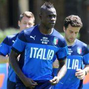 Erneuter Rassismus-Vorfall um Italien-Star Balotelli (Foto)