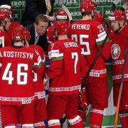 Weißrussland will Coup gegen Schweden wiederholen (Foto)