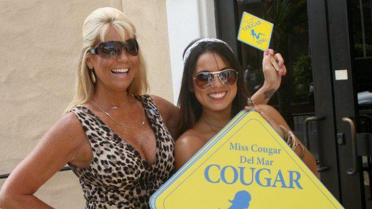 Cougar sein und Spaß dabei haben! (Foto)