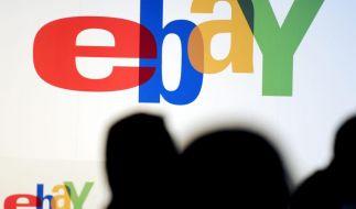 Ebay-Nutzer sollen Passwörter nach Hackerangriff ändern (Foto)