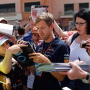 Vettel vor Jubiläumsrennen: «Werden uns verbessern» (Foto)