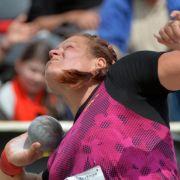 Gatlin Sprintsieger - Schwanitz stößt am weitesten (Foto)