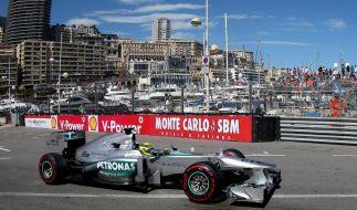 Stadtrundfahrt in Monaco: Jagd auf die Silberpfeile (Foto)