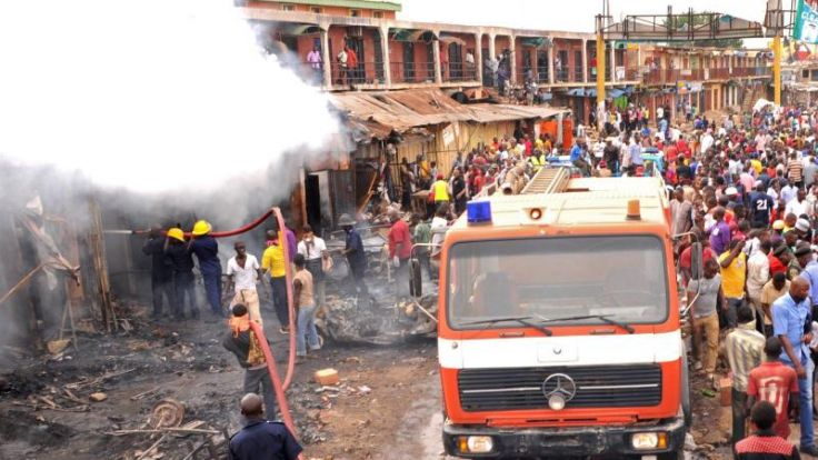 148 Tote bei Terroranschlägen in Nigeria (Foto)