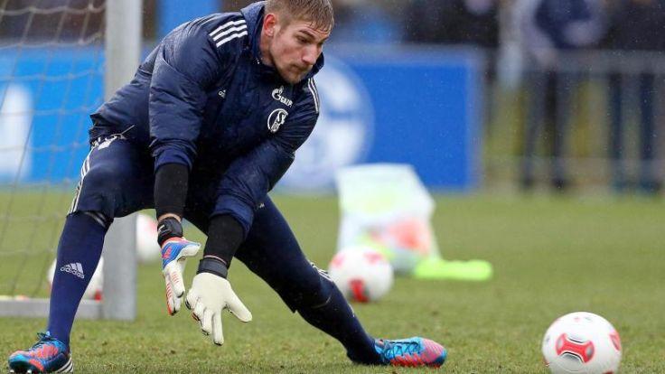 Düsseldorf verpflichtet Schalker Torhüter Unnerstall (Foto)