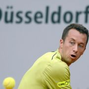 Kohlschreiber und Monaco im Düsseldorfer Viertelfinale (Foto)