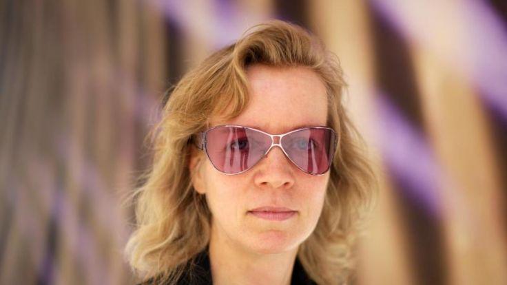 Katharina Grosse mit Staatspreis geehrt (Foto)