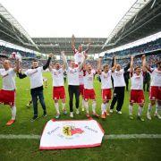 RB Leipzig startet am 18. Juni in die Vorbereitung (Foto)