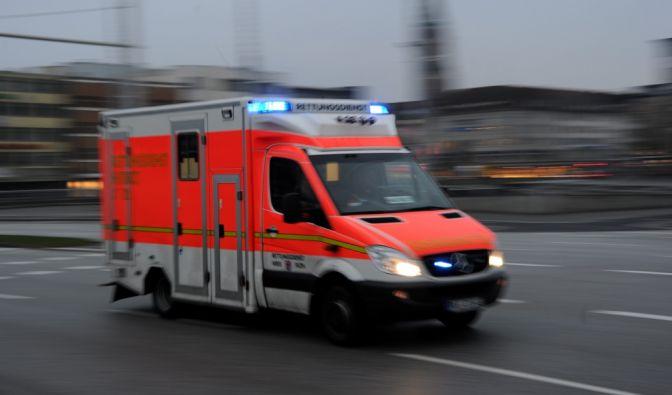 Vergewaltigung im Krankenwagen