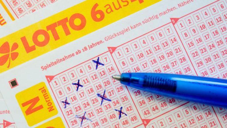 Vermisster Lotto-Gewinner verpasst Million (Foto)