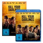 Blu-ray und DVD zu «Kill Your Darlings - Junge Wilde» sind seit dem 22. Mai 2014 im Handel erhältlich.