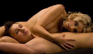 In sein Bett lässt der Deutsche im Schnitt sechs verschiedene Sexualpartner. (Foto)