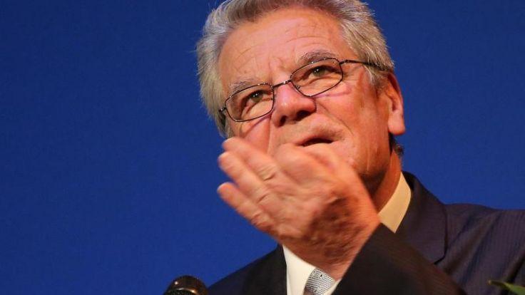 Gauck: Chancen der Einwanderung nutzen (Foto)