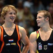 Olympiasieger Zonderland glänzt am Reck (Foto)