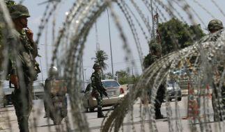 Militärputsch in Thailand: Armee übernimmt Regierungsgewalt (Foto)