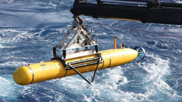 Bluefin-U-Boot sucht wieder nach MH370-Wrack (Foto)